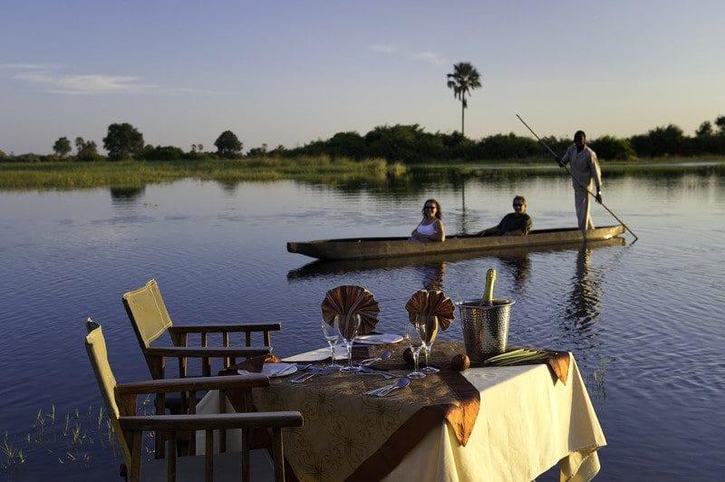 Botswana Mokoro Safari