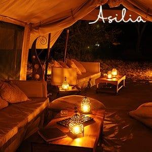 Asilia - Olakira - Lounge Area