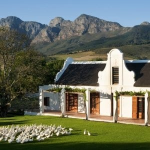 Cape Winelands | South Africa Highlights